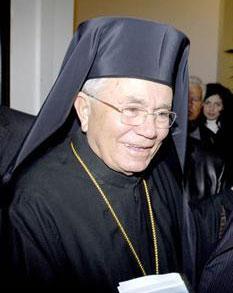 Archbishop Salim Ghazal
