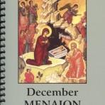 December Menaion
